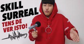 BIGMAN: a skill de beatbox deste jovem é SURREAL !!