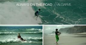 Alemães Fazem Fantástico Video de Surf no Algarve