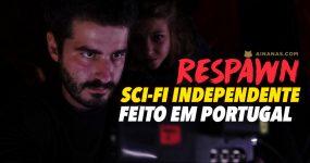 RESPAWN: Sci-fi Independente FEITO EM PORTUGAL