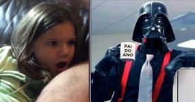 Criança Descobre Quem é o Pai do Luke