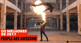 PEOPLE ARE AWESOME 2017: Os melhores do ano