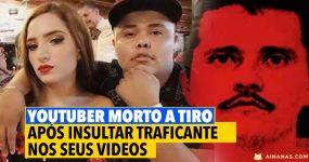 YouTuber MORTO A TIRO após insultar Traficante nos Seus Videos
