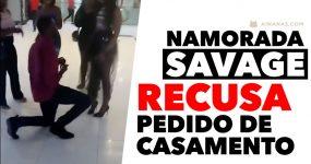 BARRA DOLOROSA: pedido de casamento recusado publicamente!