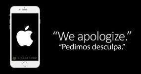 Apple PEDE DESCULPA por tornar iPhones mais lentos