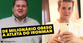 Milionário Obeso Apanha susto e MUDA DE VIDA
