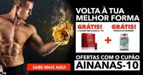 A PROZIS e o AINANAS ajudam-te a queimar essas gorduras!