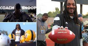 COACH SNOOP: nova série da netflix mostra outro lado da vida de Snoop Dogg