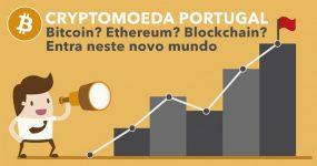 CRYPTOMOEDA PORTUGAL: entra neste novo mundo