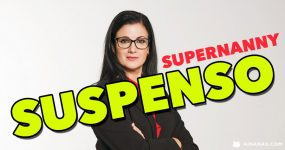 SIC suspende SUPERNANNY