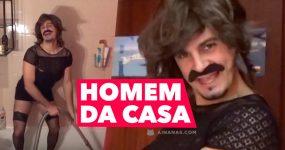 HOMEM DA CASA: paródia tuga ao clássico dos Queen