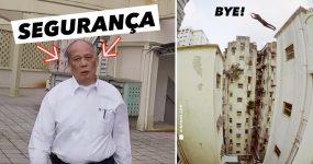 WOW! Vê este video incrível dos STORROR nos Telhados do Hong Kong