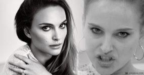 O MONSTRO VOLTOU: Natalie Portman fez novo RAP