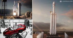 Tesla a caminho de Marte: ELON MUSK é o maior badass da galáxia