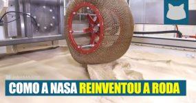 Como a NASA reinventou a Roda
