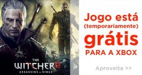 The Witcher 2 temporariamente GRÁTIS para Xbox 360