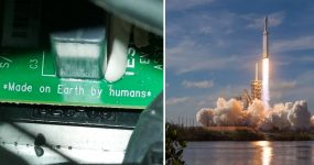FEITO NA TERRA, POR HUMANOS: SpaceX divulga video épico