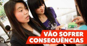 Chineses com má pontuação social vão começar a sofrer consequências