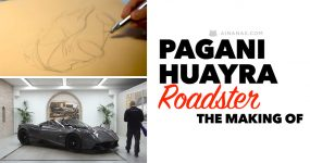 Pagani Huayra Roadster: The Making Of