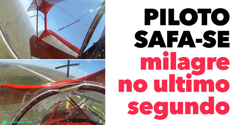 piloto evita desastre por milagre