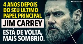 DARK CRIMES: 4 anos depois do seu último papel principal JIM CARREY está de volta