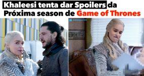 Começam os teasers da ÚLTIMA TEMPORADA de Game of Thrones