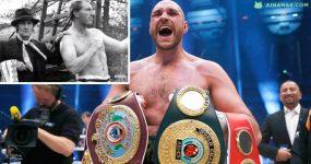 TYSON FURY: Como ele se tornou campeão do mundo