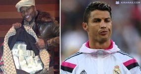 MAYWEATHER no topo dos atletas que mais ganham. Ronaldo em 3º