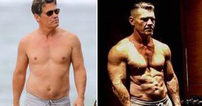 Vê a INCRÍVEL transformação de Josh Brolin aos 49 anos