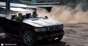 Pegaram num BMW X5 maltratado e deram-lhe NOVA VIDA