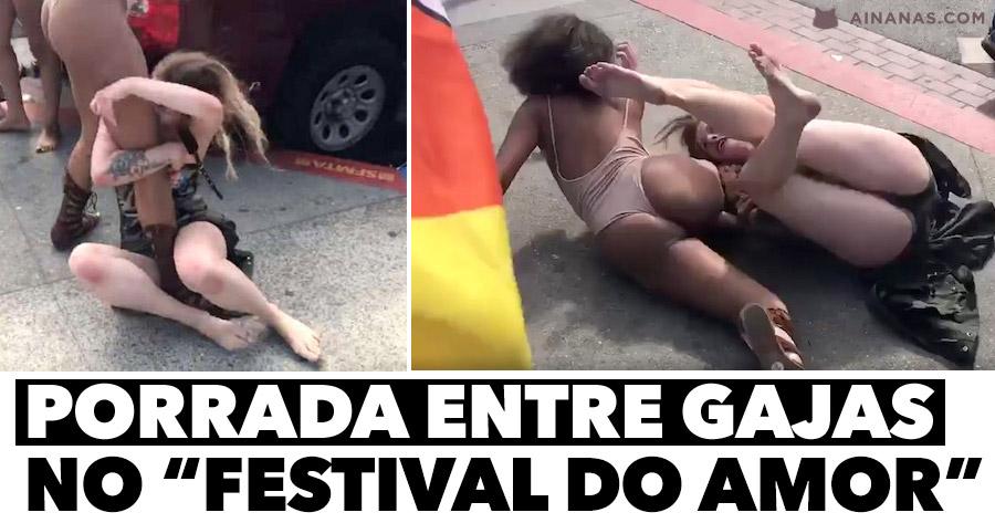 """Gajas à Porrada na """"MARCHA DO AMOR"""""""