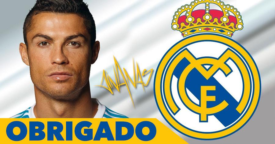 Real Madrid agradece a CRISTIANO RONALDO com video ARREPIANTE