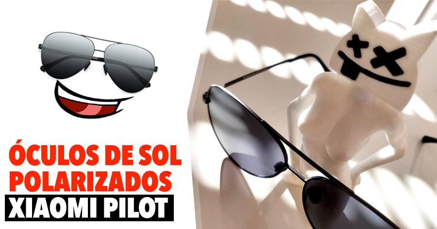 Óculos de Sol Polarizados XIAOMI PILOT