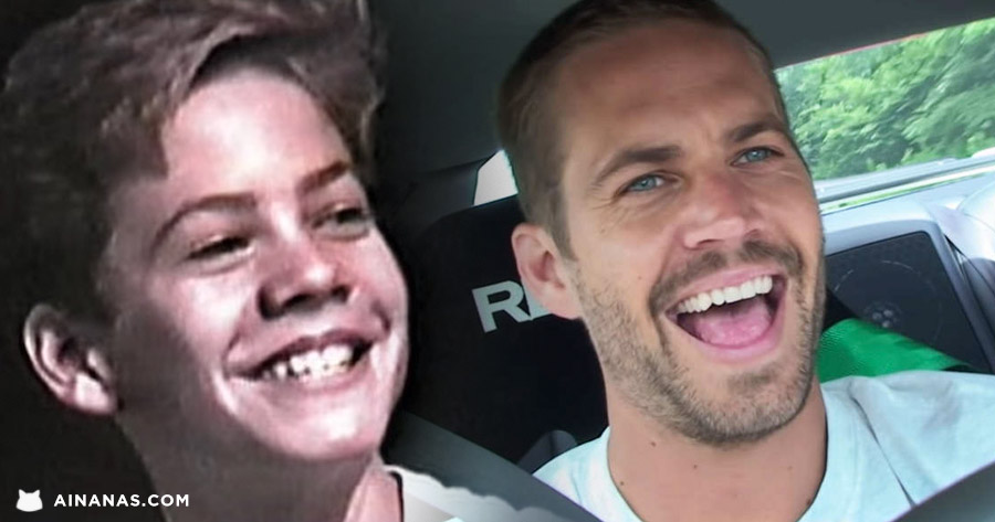 I AM PAUL WALKER: o legado