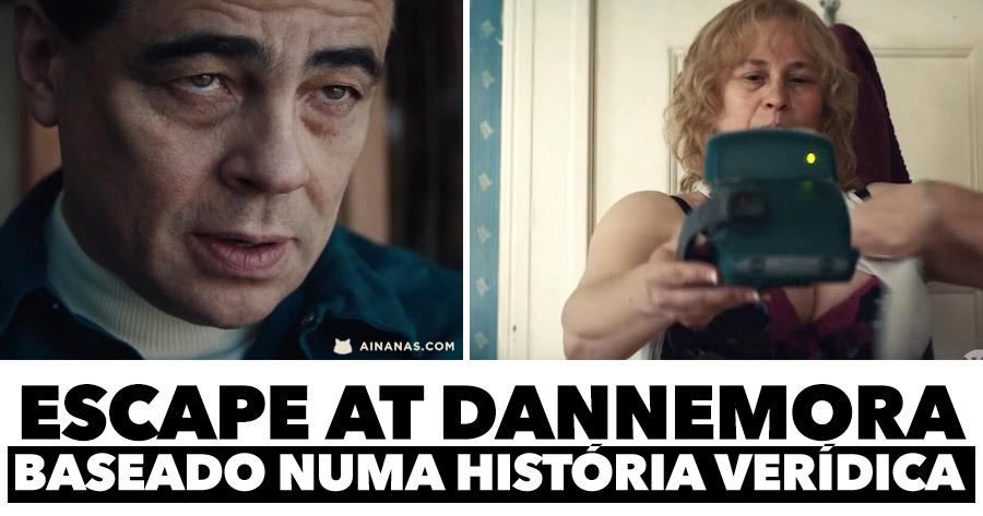 Escape At Dannemora: Baseado numa história verídica