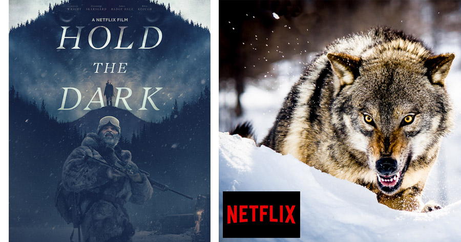 THRILLER PSICOLÓGICO Hold The Dark brevemente na Netflix