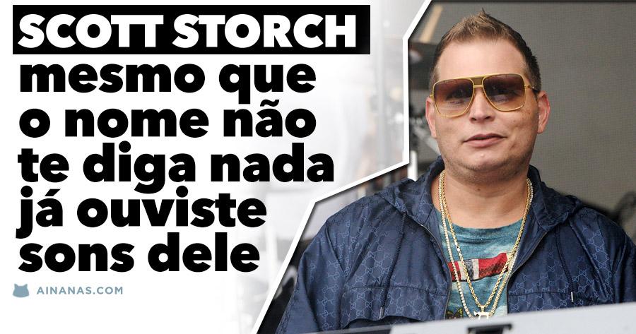 Scott Storch: mesmo que o nome não te diga nada já ouviste sons dele
