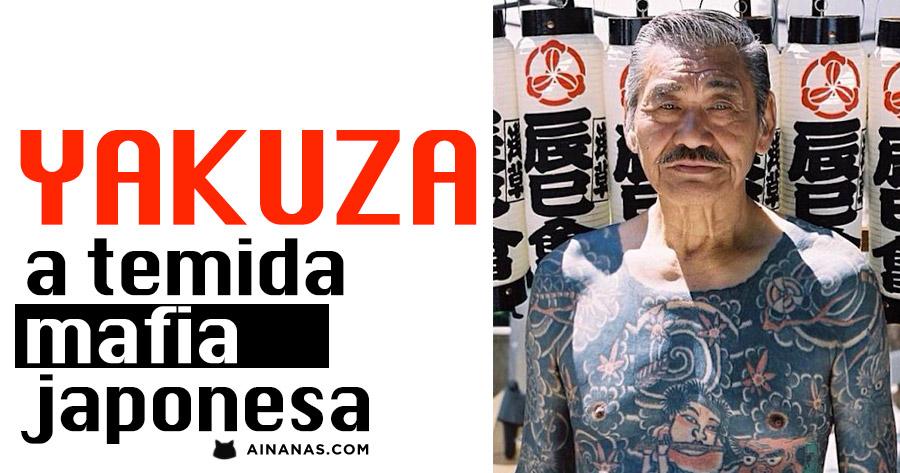 YAKUZA: video incrível sobre a máfia japonesa