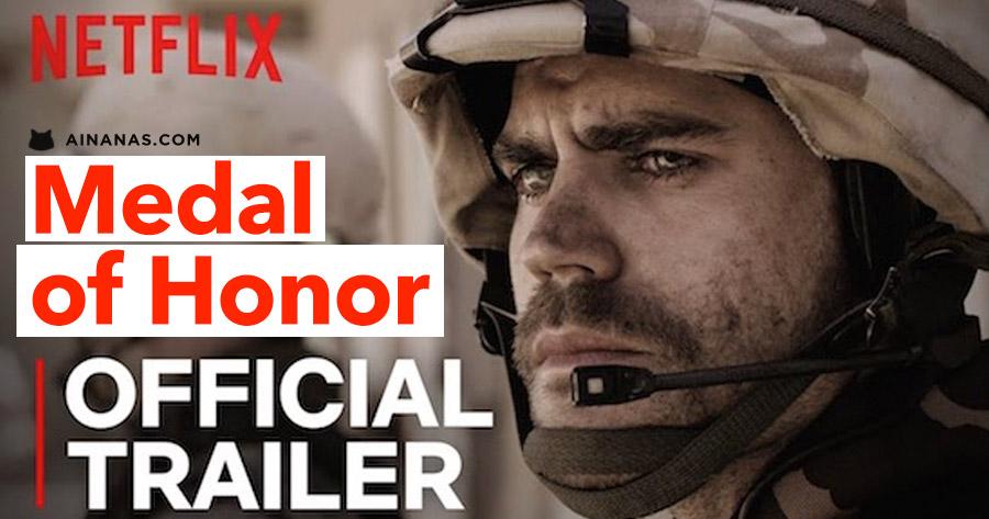 MEDAL OF HONOR: antologia militar chega à NETFLIX