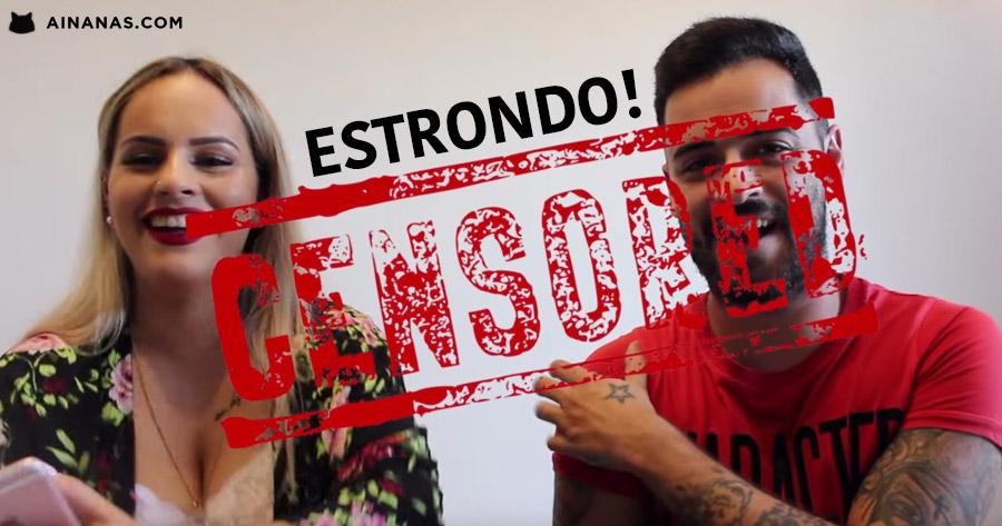 Milene Martins e Alexandre Santos: ESTRONDEIRA MANO!!!