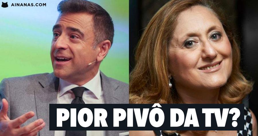 PIOR PIVÔ DA TV? João Adelino Faria responde com classe