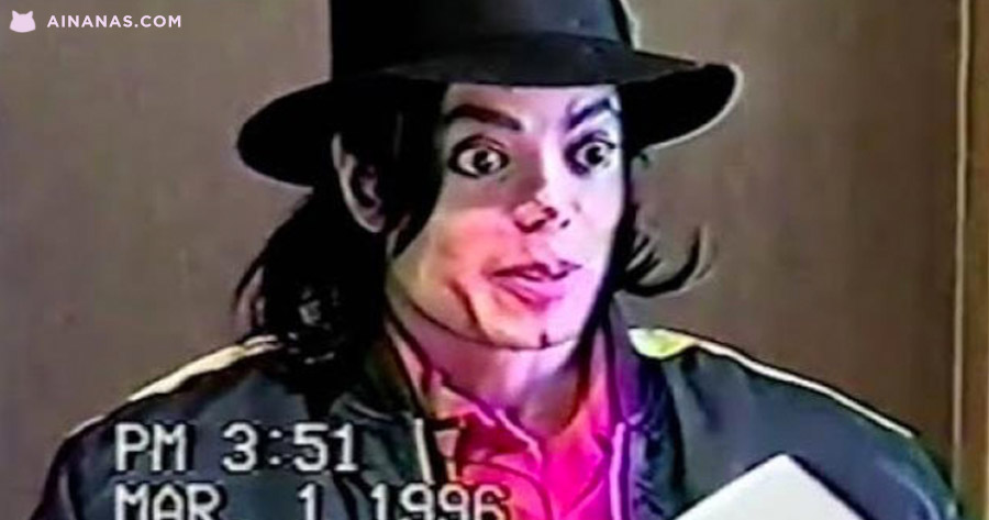 Surgiu video de MICHAEL JACKSON a ser interrogado sobre abuso de menores