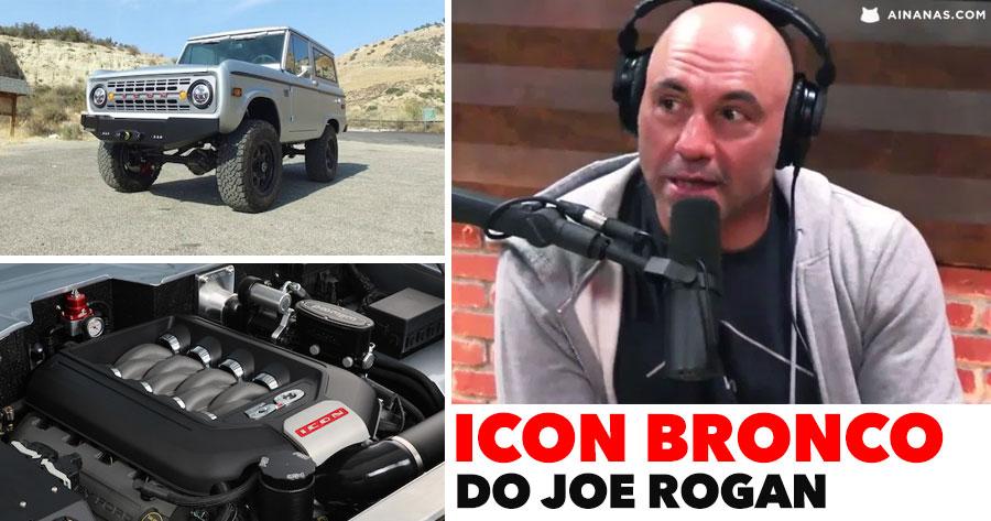 Confere a Besta de BRONCO do Joe Rogan – Preparado pela Icon
