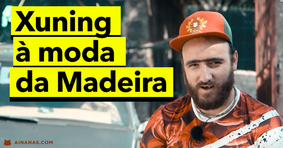 XUNING à moda da Madeira