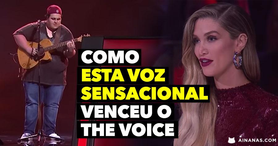 Como esta VOZ SENSACIONAL venceu o The Voice Australiano
