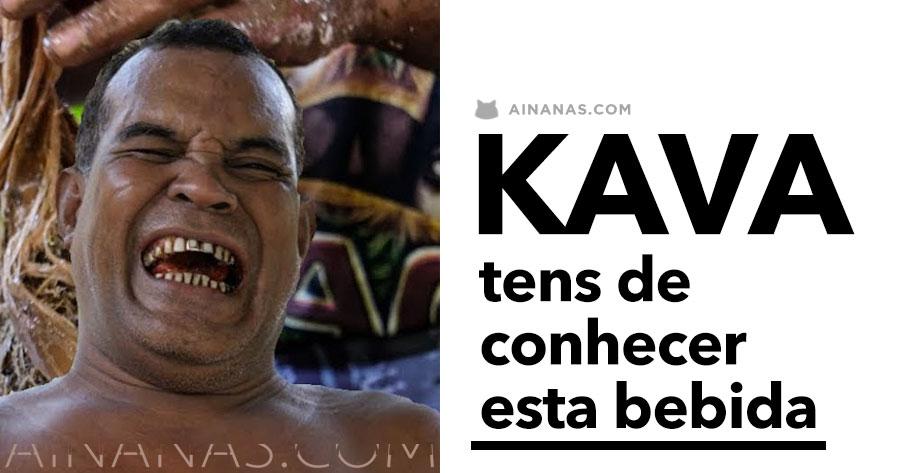 KAVA: tens de conhecer esta bebida