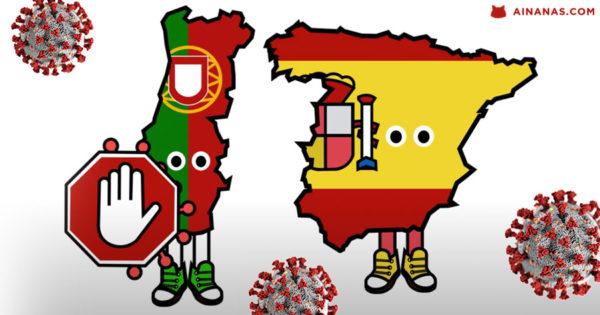 Análise ao SUCESSO DE PORTUGAL na Luta contra COVID-19