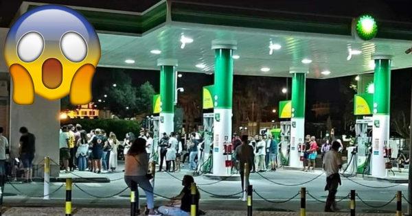 """""""Geração do futuro"""" reune em Manada na Bomba de Gasolina"""
