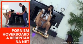 Porn em Hoverboard é a Nova Tendência Bizarra