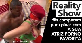 REALITY SHOW: Fãs competem para pinar com a sua ATRIZ PORNO Favorita