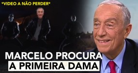Marcelo Procura a Primeira Dama